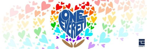 One Everett campaign to spread positivity and encouragement.