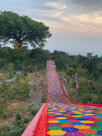 El Boqueron National Park, El Salvador.