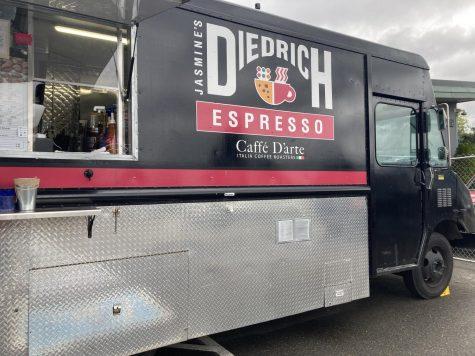 Diedrich Espresso truck